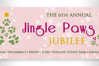 Jingle Paws Jubliee 2017