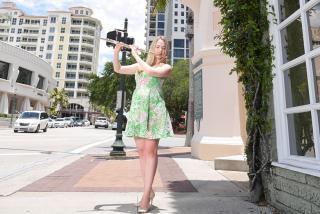 Katherine Lee. Courtesy of the Sarasota Orchestra