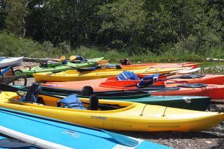 Kayaking in Sarasota County. Photo credit: Robin Draper.