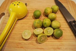 Key Limes. Photo by Robin Draper.