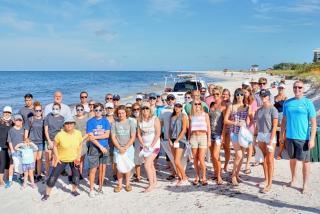 LIDO BEACH Clean-Up