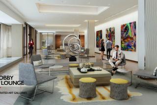 Art Ovation Lobby Lounge part of Art Ovation, Autograph Collection – Downtown Sarasota