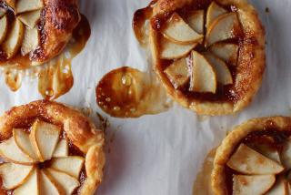 Mini Pear & Fig Galettes - A Perfect Holiday Dessert