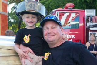 Morton's Firehouse Chili Cook-Off 20th anniversary