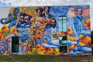 mural in downtown sarasota