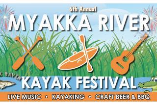 Myakka River Kayak Festival