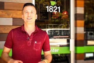 Joey Panek introduces Perq Coffee Bar