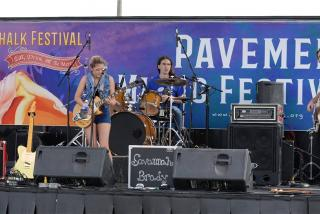 5th annual Pavement Music Festival