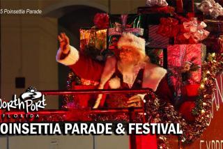 Poinsettia Parade & Festival