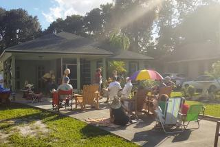 Arlington Park Porchfest. Photo credit: Eddie Kirsch