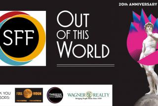 Out of This World: SFF 20th Anniversary Party