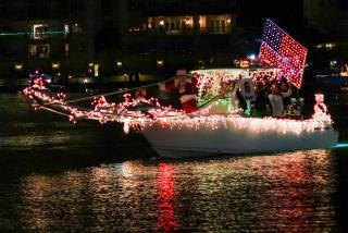 33rd Annual Sarasota Holiday Boat Parade of Lights