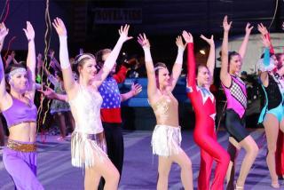 Sailor Circus Celebrates 70
