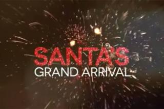 Santa's Grand Arrival & Firework Spectacular