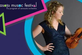 Sarasota Music Festival - Brilliantly Baroque