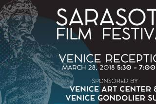 Sarasota Film Festival: Venice Kickoff Reception