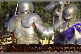 Sarasota Medieval Fair - 2019