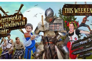 Sarasota Medieval Fair - Signature Event