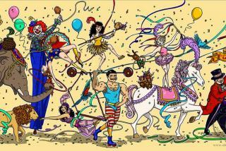 Sarasota Holiday Circus Parade