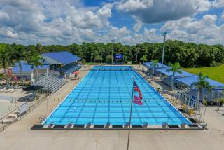 Selby Aquatic Center and Potter Park