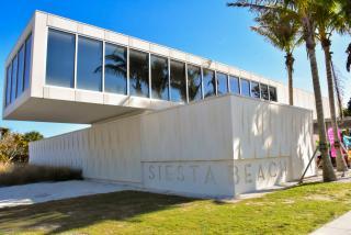 siesta beach pavilion in sarasota florida
