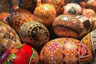 St Mary's Ukrainian Church Easter Bazaar