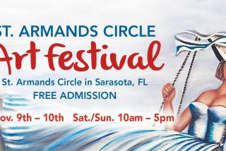 31st Annual St. Armands Circle Art Festival & Fall Sidewalk Sale