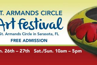 16th Annual St. Armands Circle Art Festival