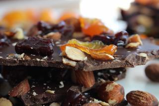 Dark Chocolate Bark for Your Sweetie