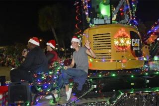 Venice Holiday Parade