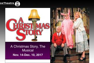 Venice Theatre - A Christmas Story - Signature Event