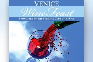 15th Annual Sertoma Downtown Venice WineFeast