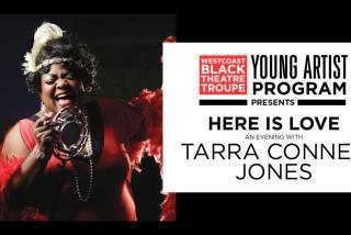 WBTT's Young Artist Program: Tarra Conner Jones