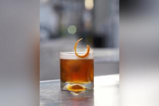 Glass of whiskey in Sarasota florida
