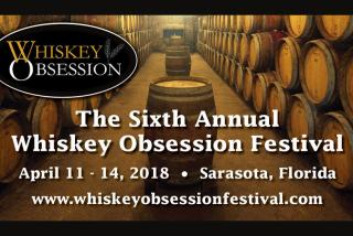 Slideshow - Sixth Annual Whiskey Obsession Festival - Signature Event