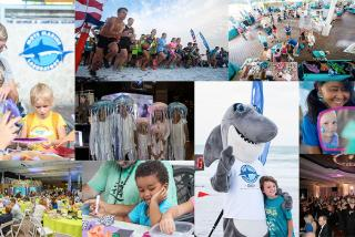 World Oceans Day Family Festival. Image courtesy of Mote Marine and Aquarium