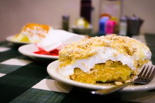 Pies at Yoder's. Photos by Eddie Kirsch
