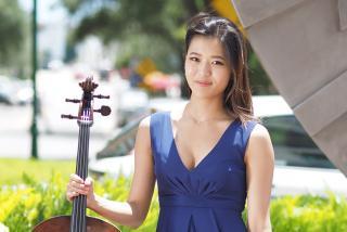 Yoon Kyung Cho. Courtesy of the Sarasota Orchestra