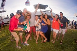 Beer Boats and Bacon event at Nathan Benderson Park. Courtesy Image
