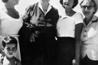 Eleanor Roosevelt in Sarasota Florida