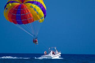 Parasailing in Sarasota County   Visit Sarasota