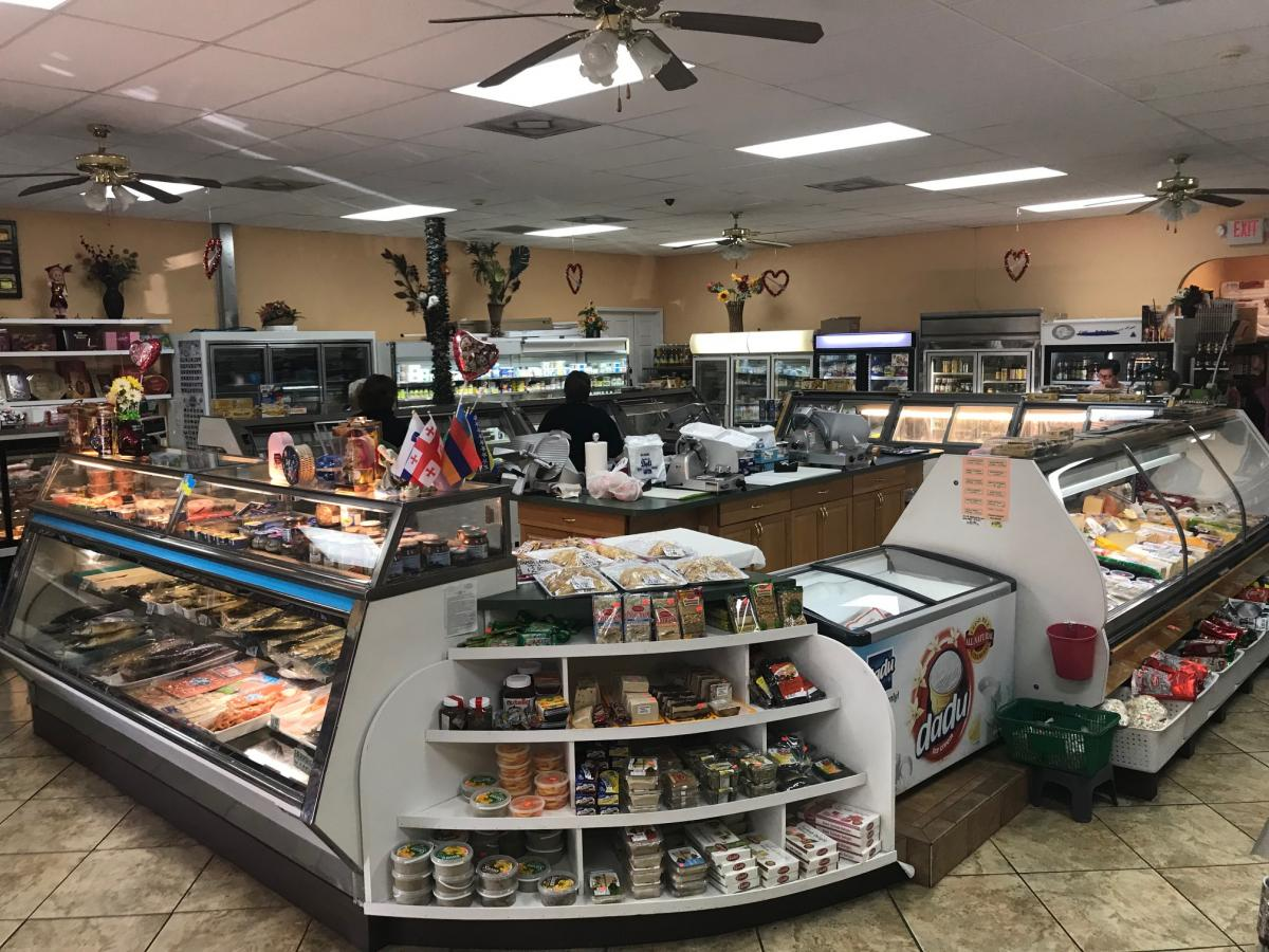 The International Food Store in North Port Florida