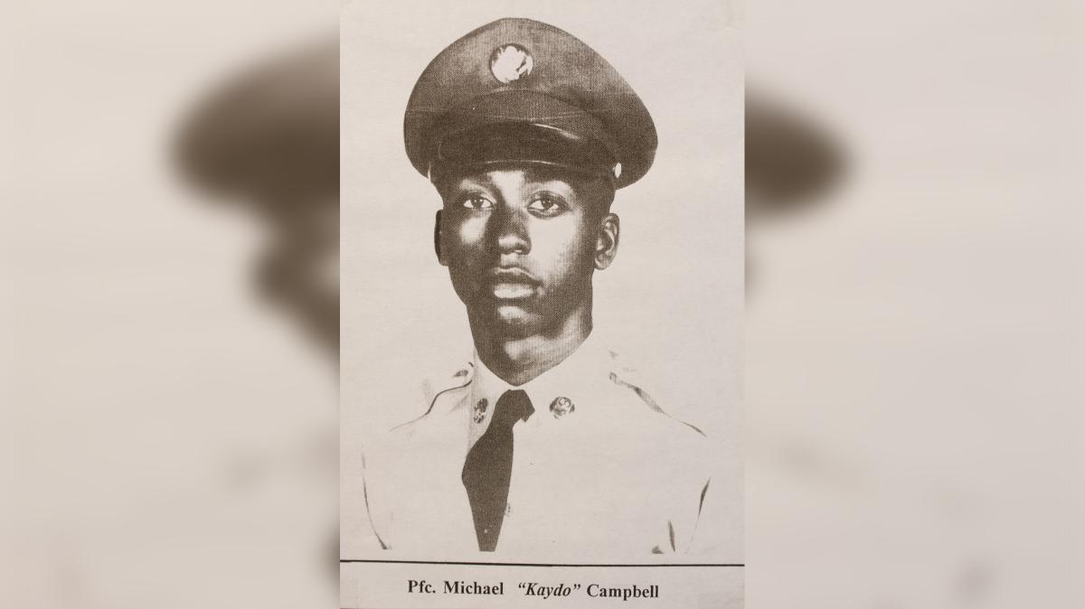 Michael Campell, first Vietnam War casualty from Newtown, Florida