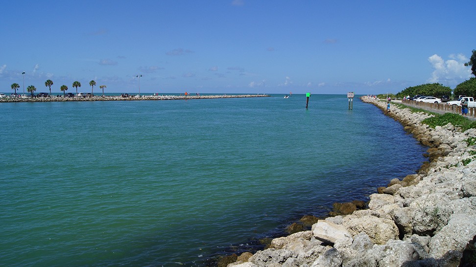 Venice Jetties