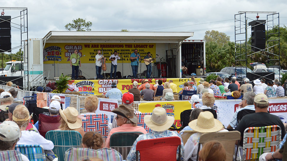 Suncoast BBQ & Bluegrass Bash