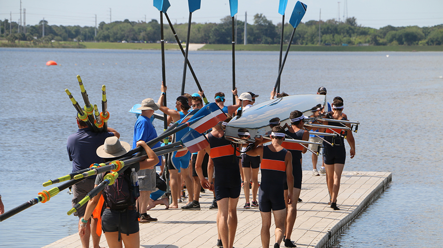 Rowing Regatta at Nathan Benderson Park