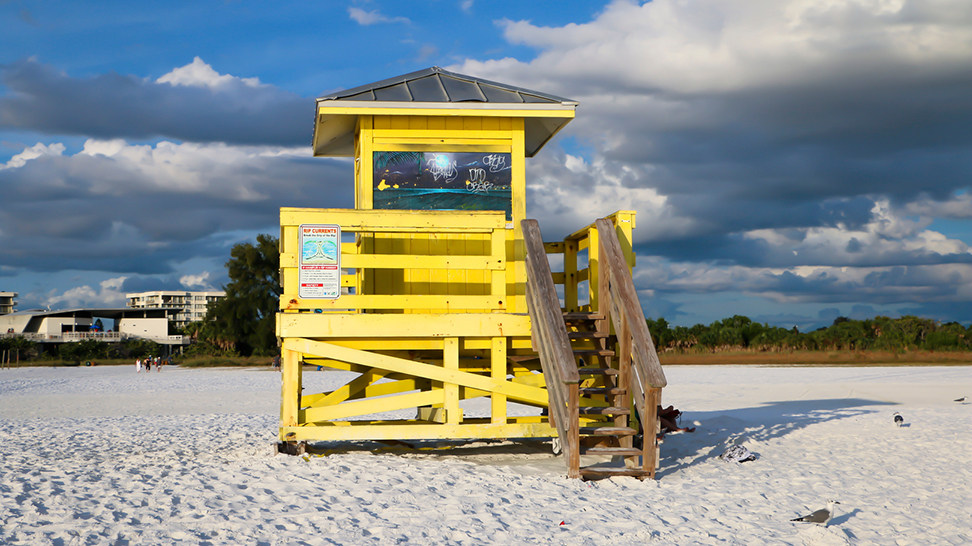 Siesta Key Public Beach