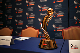 The WBSC U-18 World Baseball Cup will come to the area in 2021