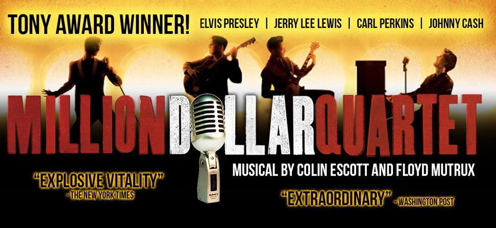Million Dollar Quartet at FST
