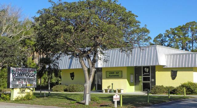 Lemon Bay Playhouse.  Image courtesy of Lemon Bay Playhouse.